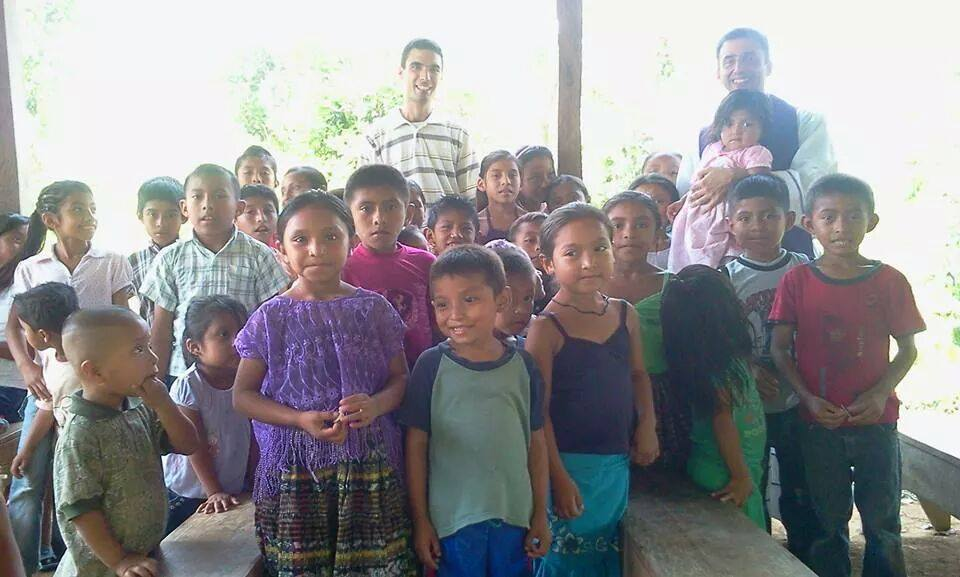 Michael Grima's missionary experience in Izabal