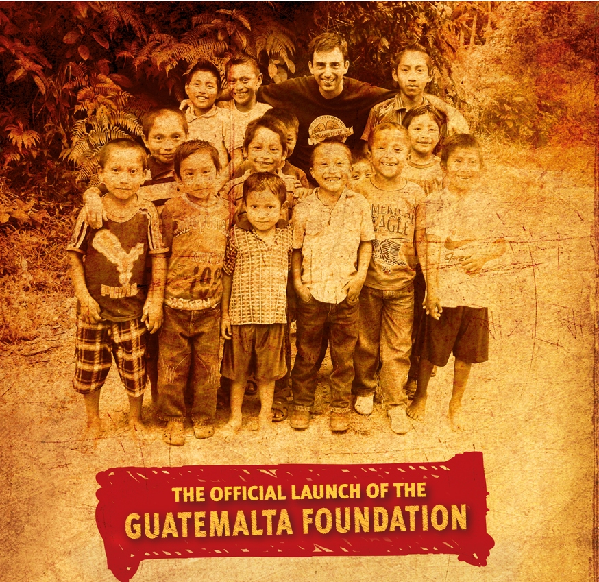 The official launch of the GuateMalta foundation