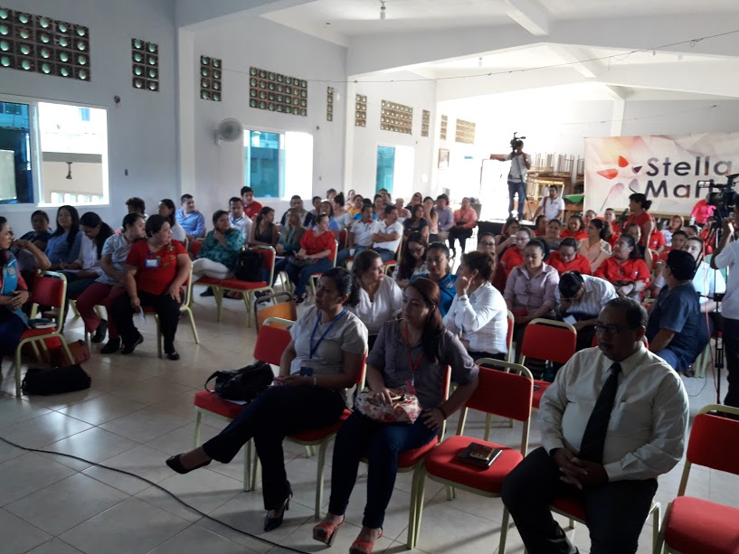 Seminars about sex education in our parish