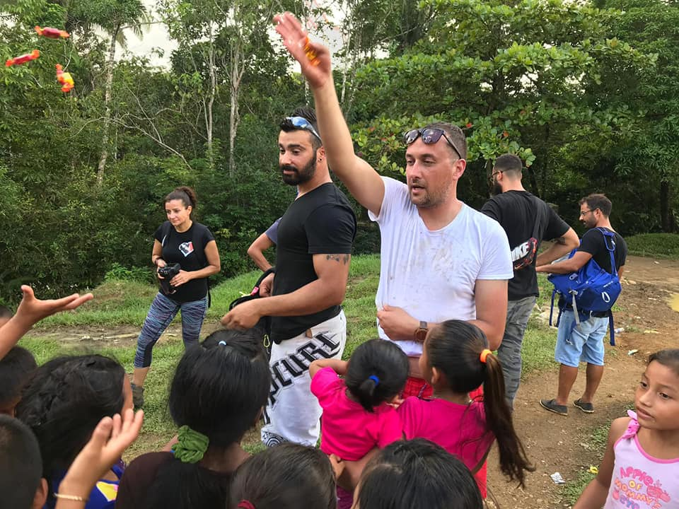 Marvin Cremona's voluntary experience in Guatemala.