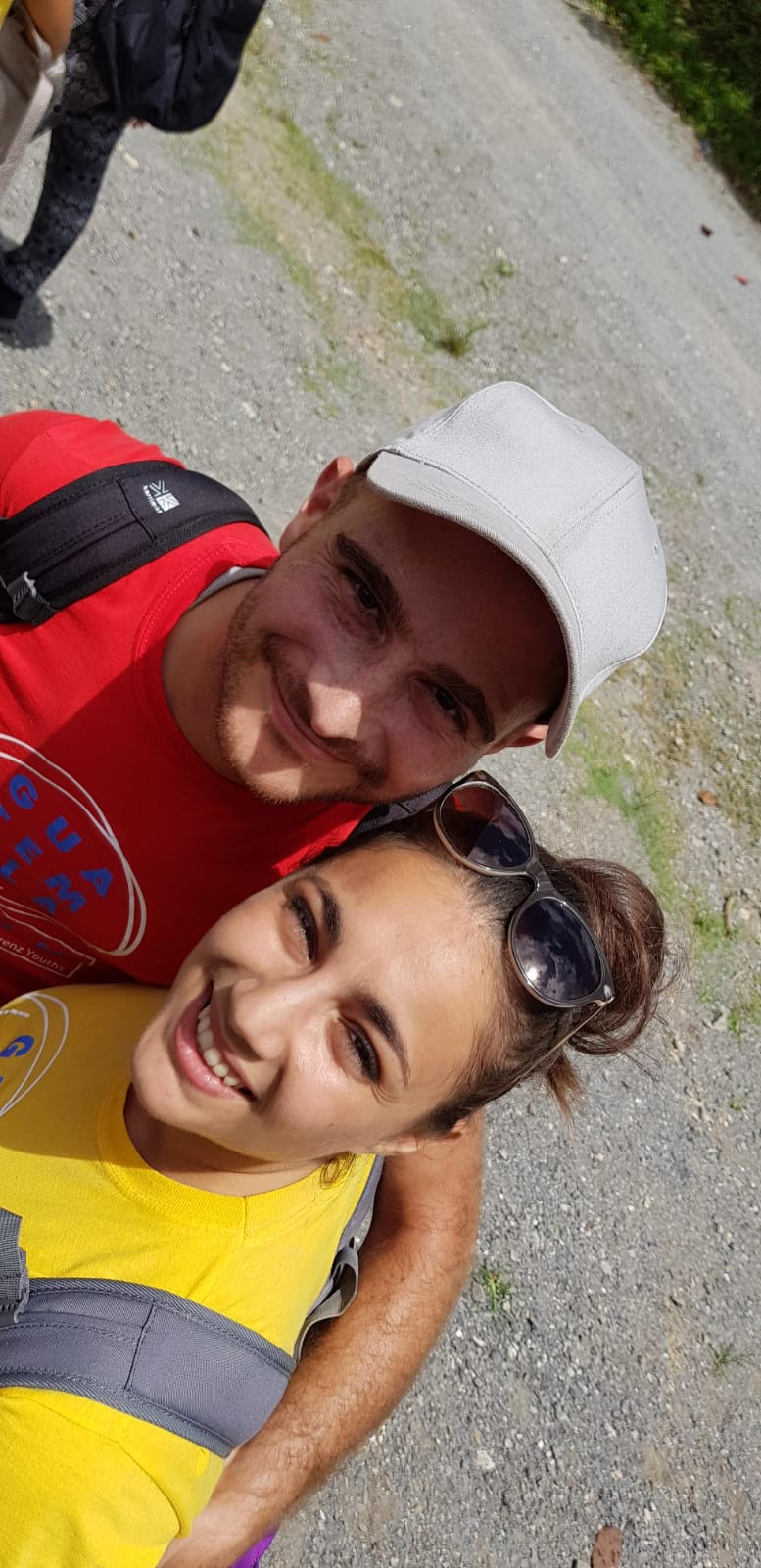 San Lawrenz Youth Group – Andrew & Maria